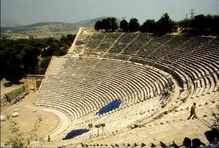 Teatro de Hefaistos. Atenas.