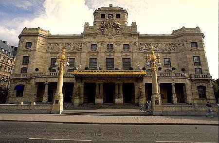 Teatro Real de Estocolmo (Suecia)