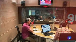 Estudio de una emisora de radio